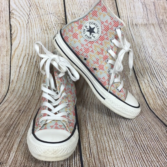 2e64173501be Converse Shoes - Converse All Star High Tops Sneakers Size 5 Ladies